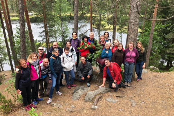 NANOL meeting Nuuksio June 2019